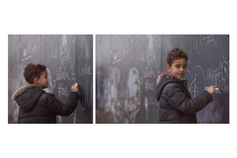 Portrait-enfant-tableau